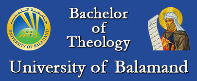 Bachelor of Theology