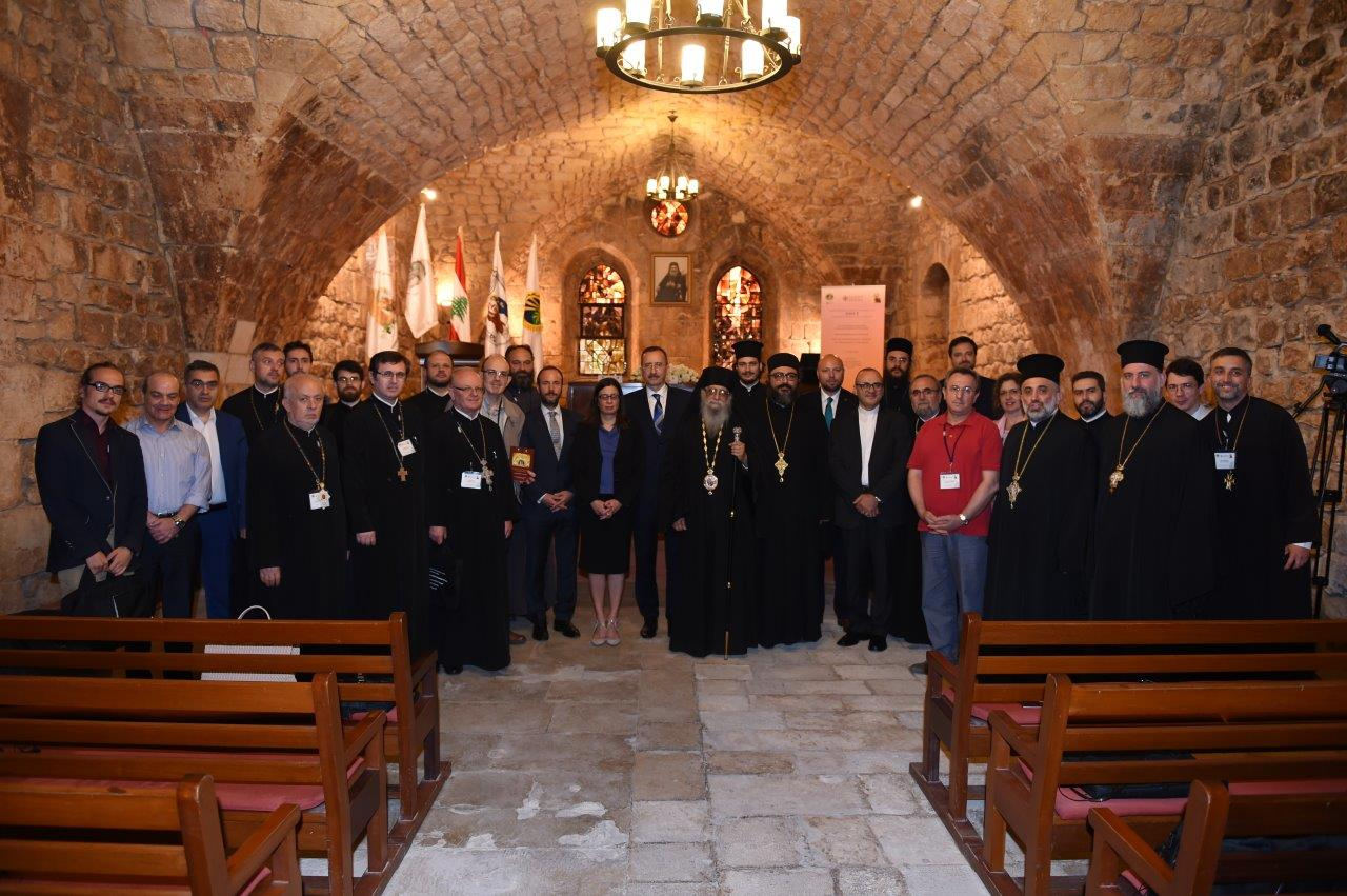 The International Orthodox Symposium on Dogmatics in Balamand