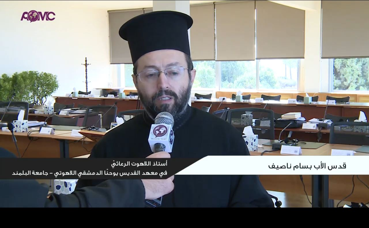 the-holy-synod-of-the-orthodox-church-of-antioch-october-2019-interviews-on-the-facts-about-family-2