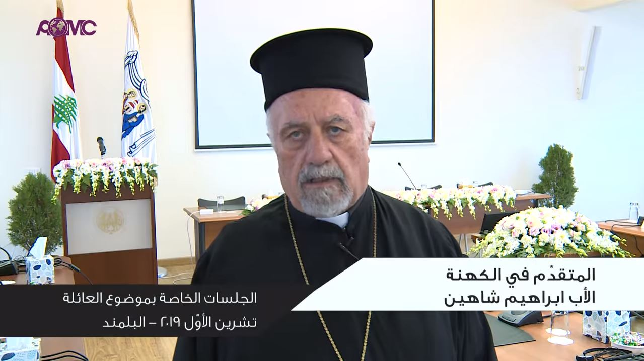 the-holy-synod-of-the-orthodox-church-of-antioch-october-2019-interviews-on-the-facts-about-family-3