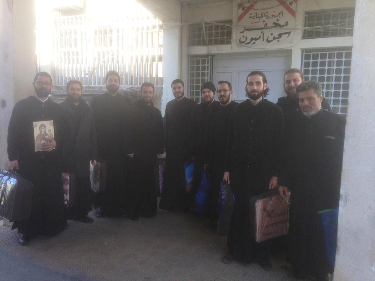 students-visit-prison-in-amioun