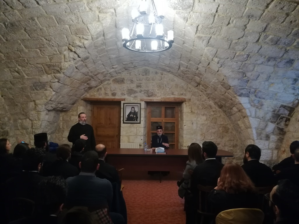 the-lenten-retreat-in-the-institute-of-theology-balamand