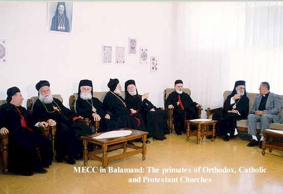 Middle East Council of Churches